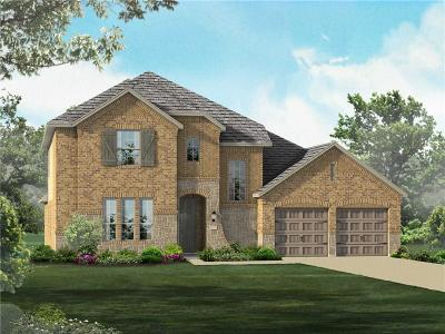 Prosper Single Family Home For Sale: 2208 Hubbard Park Lane