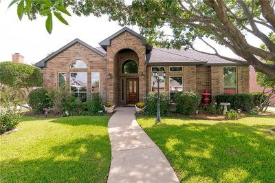 Carrollton Single Family Home Active Option Contract: 2104 Buckskin Circle