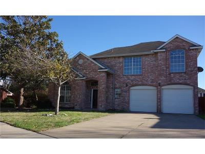Grand Prairie Single Family Home For Sale: 3005 Braes Meadow Drive