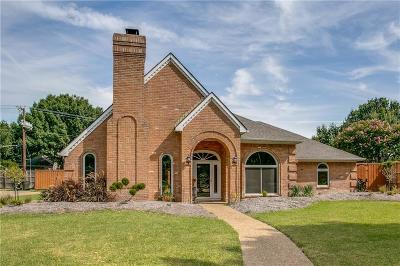 Plano Single Family Home For Sale: 6644 Pheasant Run Road