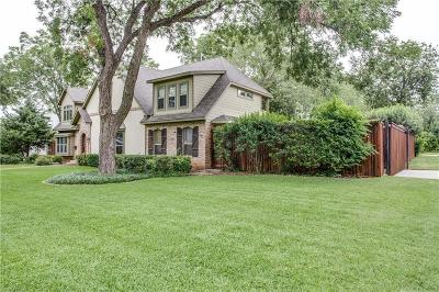 Single Family Home For Sale: 10450 Coppedge Lane