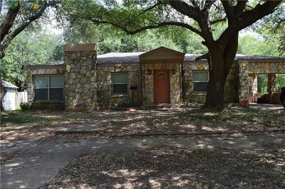 Teague Single Family Home For Sale: 521 S 9th Avenue