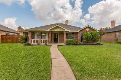 Plano Single Family Home For Sale: 1421 Heidi Drive
