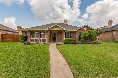 Cross Creek #3 Sec 1 & 2, Cross Creek #5, Cross Creek #6b, Cross Creek East Single Family Home For Sale: 1421 Heidi Drive