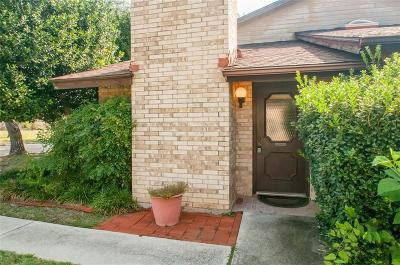 Lewisville Townhouse Active Option Contract
