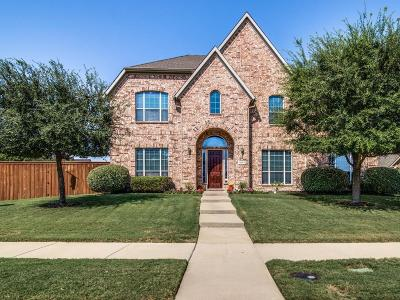 Frisco Single Family Home For Sale: 13600 Blackwolf Run Trail