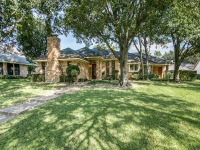 Rowlett Single Family Home For Sale: 3309 Woodbridge Lane