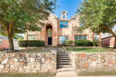 Garland Single Family Home For Sale: 1930 Wind Lake Circle