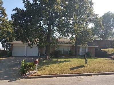 North Richland Hills Single Family Home For Sale: 8320 Elm Court
