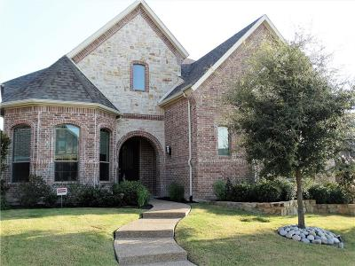 Allen  Residential Lease For Lease: 1509 Whistle Brook Drive