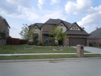 Waxahachie Single Family Home For Sale: 509 Sagebrush Lane