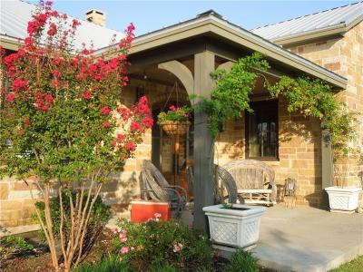 Somervell County Single Family Home For Sale: 3012 N Fm 56