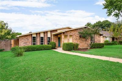 Mesquite Single Family Home For Sale: 4105 Wayfaring Street