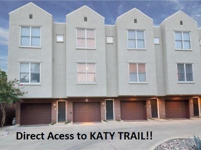 Dallas Condo For Sale: 4223 Buena Vista Street #10