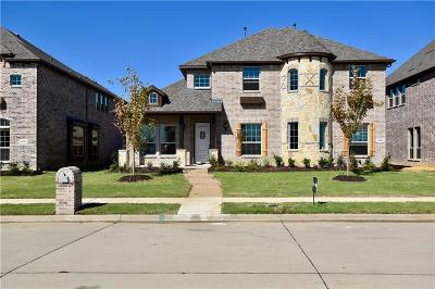 Frisco Single Family Home For Sale: 14365 Rising Star Boulevard