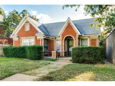 Dallas Multi Family Home For Sale: 4313 Cedar Springs Road