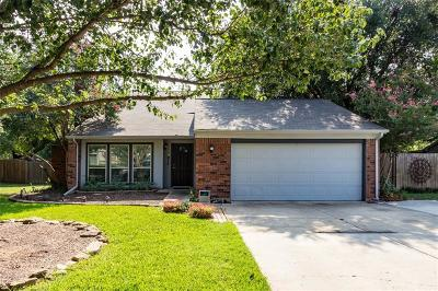 Grapevine Single Family Home Active Option Contract: 873 E Riverside Drive