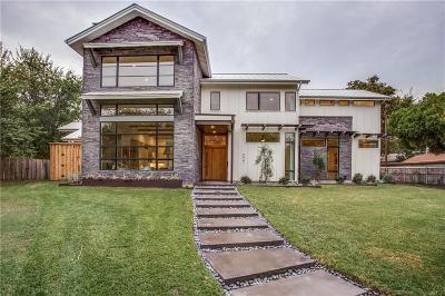 Single Family Home Active Option Contract: 9941 Coppedge Lane