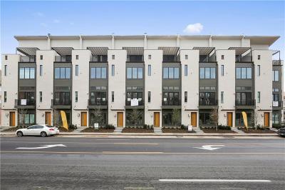 Dallas Condo For Sale: 3200 Ross Avenue #4