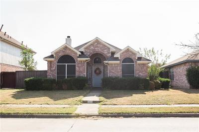 Mesquite Single Family Home For Sale: 1513 Cool Springs Drive