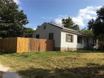Dallas Single Family Home For Sale: 3603 Gaspar Drive