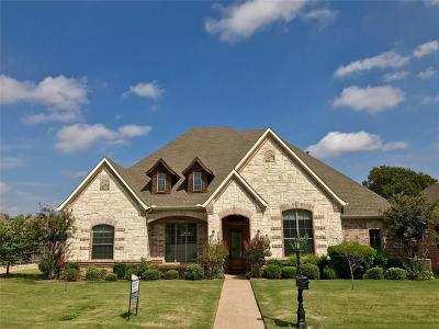 Arlington Single Family Home Active Contingent: 2009 Stone Canyon Court
