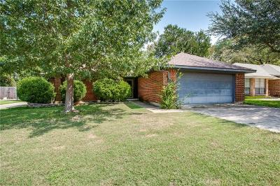 Dallas Single Family Home Active Option Contract: 3006 Rambling Drive