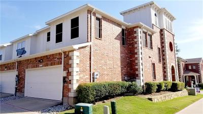 Lewisville Townhouse For Sale: 266 Legends Drive