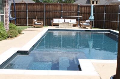 Rockwall Single Family Home For Sale: 1415 Phelps Lake Drive