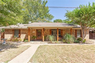 Canton Single Family Home Active Option Contract: 1315 Forrest Drive