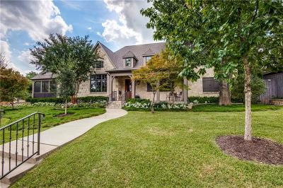 Dallas, Fort Worth Single Family Home For Sale: 7548 Mason Dells Drive