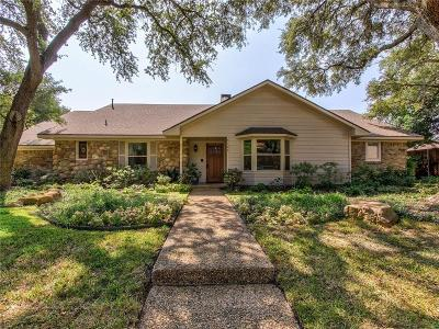Dallas Single Family Home For Sale: 6126 Warm Mist Lane