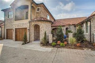 Mckinney Single Family Home For Sale: 6707 Istina Drive