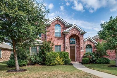 Frisco Single Family Home For Sale: 11648 La Grange Drive