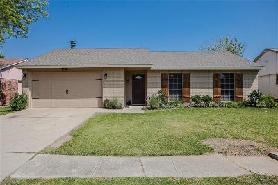 The Colony Single Family Home For Sale: 5305 Gibson Drive