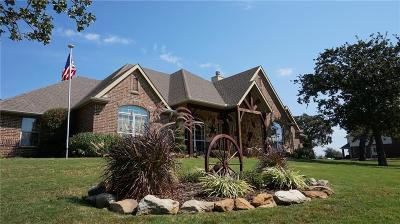 Joshua Single Family Home For Sale: 4009 Pheasant Run Drive