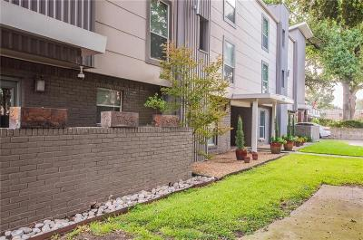 Dallas Townhouse For Sale: 4224 Rawlins Street #102
