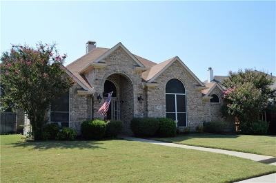 Allen Single Family Home For Sale: 1330 Meredith Drive