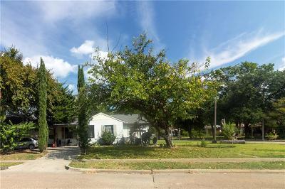 Dallas Single Family Home For Sale: 11608 Desdemona Drive