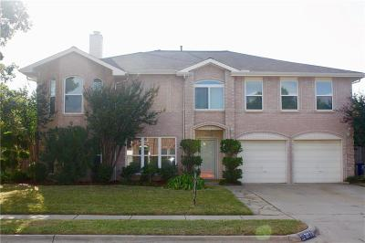 Corinth Single Family Home For Sale: 2608 Skyview Drive