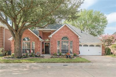 McKinney Single Family Home For Sale: 5413 Mill Run Drive