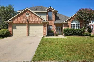 Plano Single Family Home Active Option Contract: 4905 Thorntree Drive