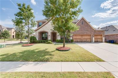 Dallas Single Family Home For Sale: 6702 Old Settlers Way