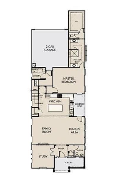 Dallas Single Family Home For Sale: 8055 Sunflower Lane