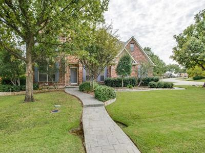 Highland Village Single Family Home For Sale: 500 Snowdon Court
