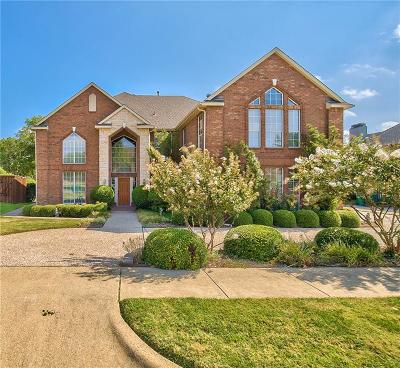 Rowlett Single Family Home Active Contingent: 6218 Lincolnshire Lane