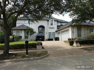 Southlake TX Single Family Home For Sale: $675,000