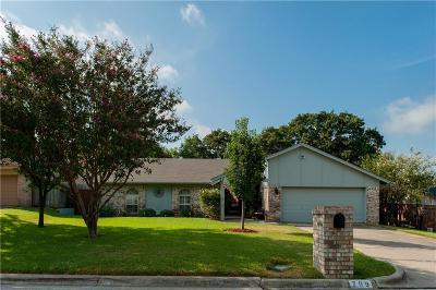 Single Family Home For Sale: 709 Toni Drive
