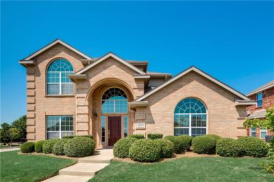 Rowlett Single Family Home For Sale: 3401 Dunhill Place