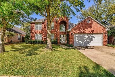 Arlington Single Family Home For Sale: 6112 Fannin Drive